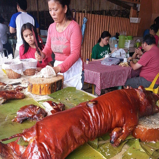 lechon in Talisay
