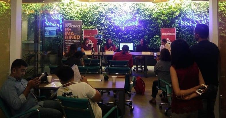 Startup Weekend Cebu women media launch