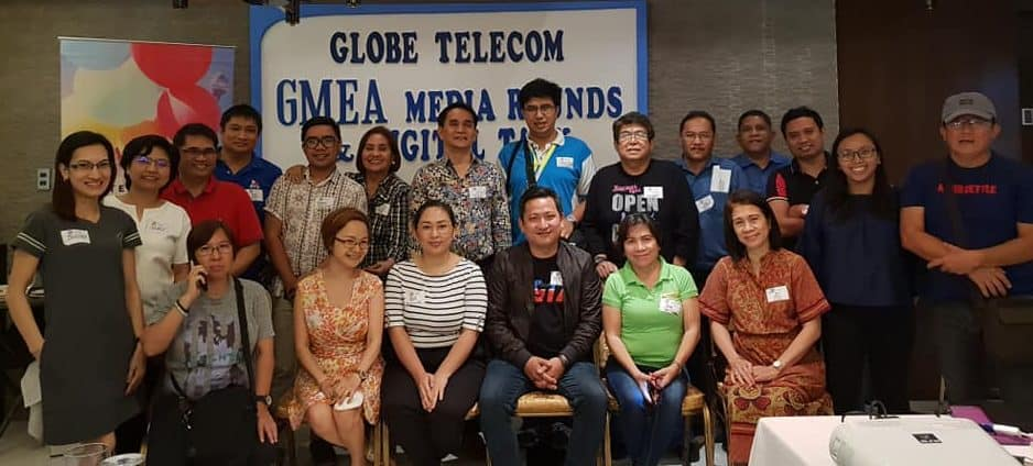 GMEA media rounds Bacolod