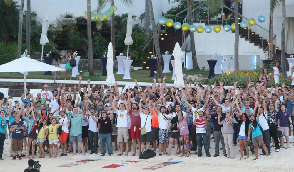 Geeks on a Beach and PRWorks – doing PR in the Philippines