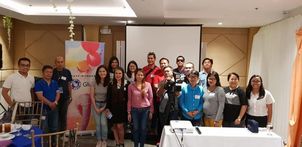 GMEA 2019 gensan media rounds