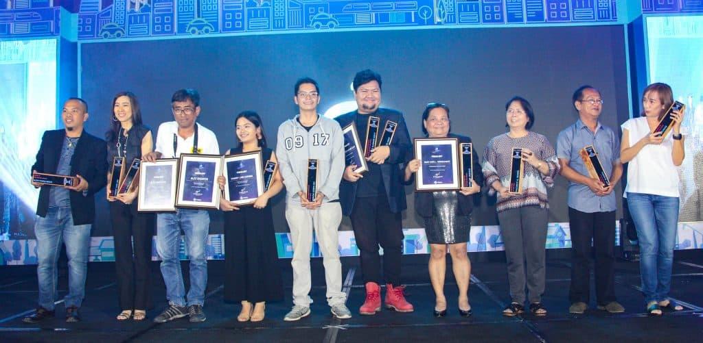GMEA 2019 winners