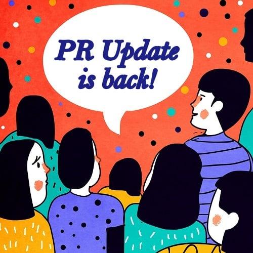 #PRupdate PRWorksPH