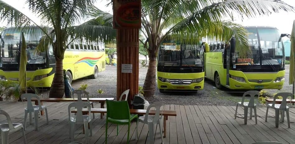 lantaw talisay bus terminal - family business