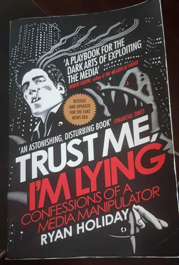 manipulating media