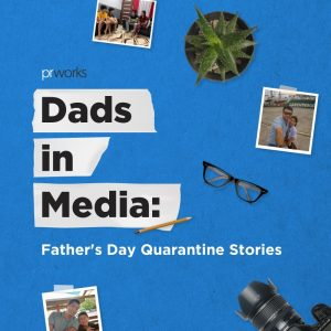 Father's Day amid the quarantine
