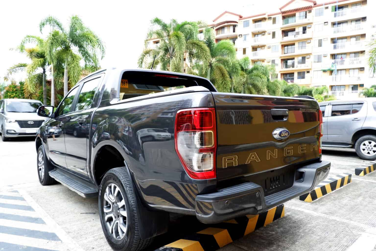 Ford Philippines 2020 Ranger Wildtrak