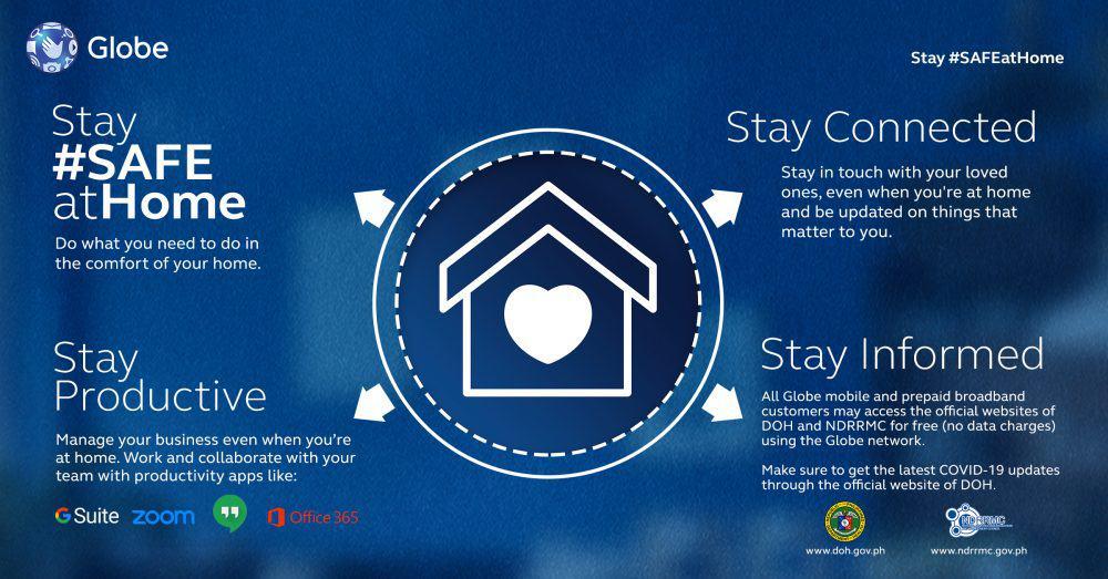 Go Digital – Globe Stay @ home