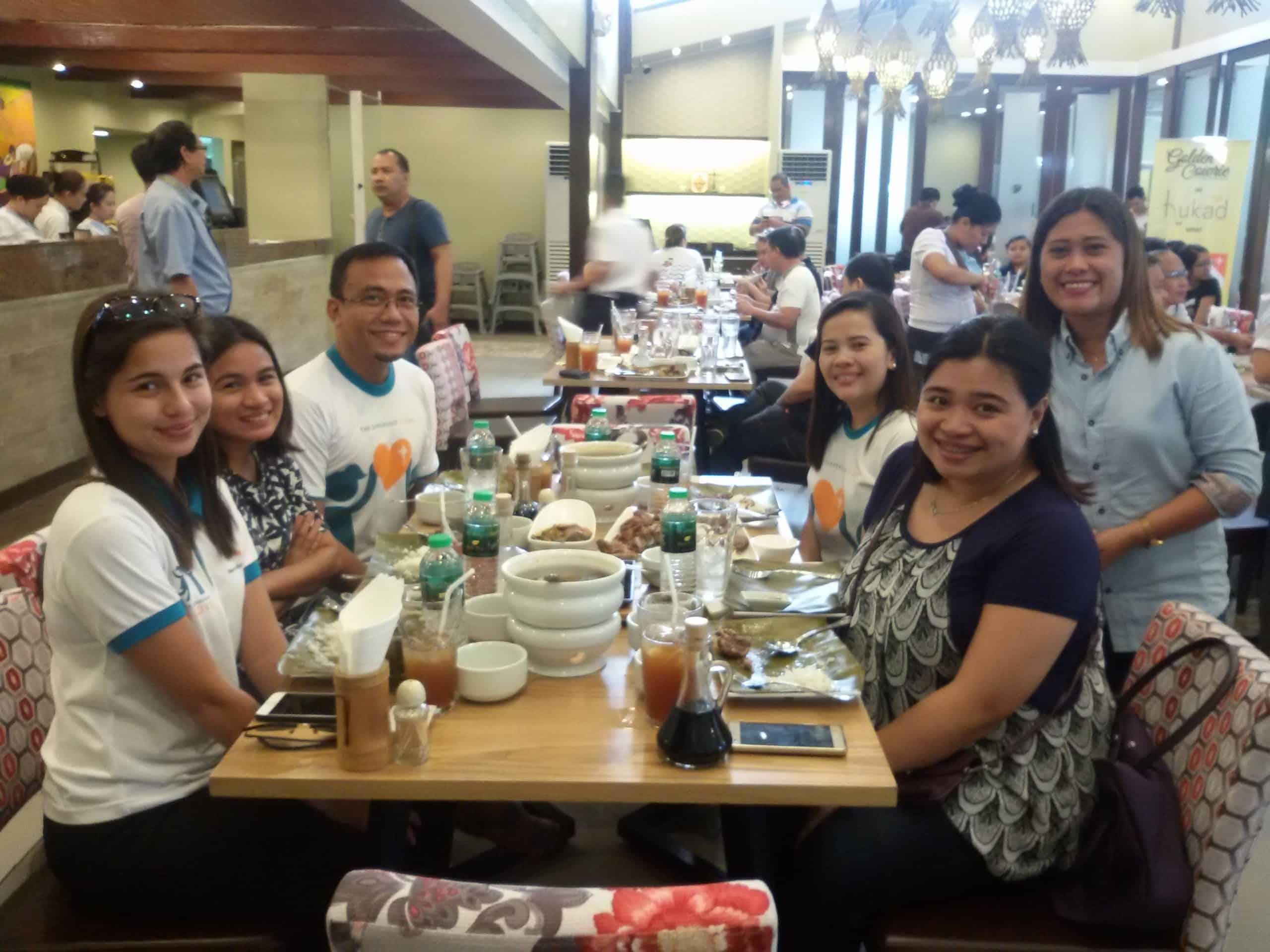 World Vision with Jasmine Curtis in Cebu