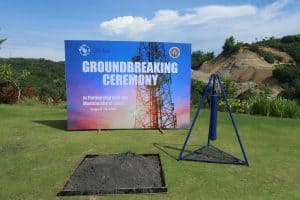 Globe secures 190 permits for cell towers
