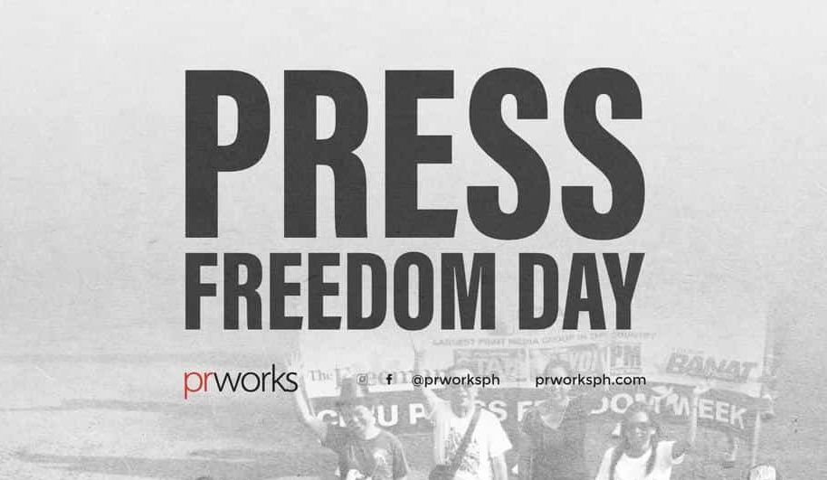 "Cebu Press Freedom Week 2020 Tribute — ""I Write during this New Normal"""