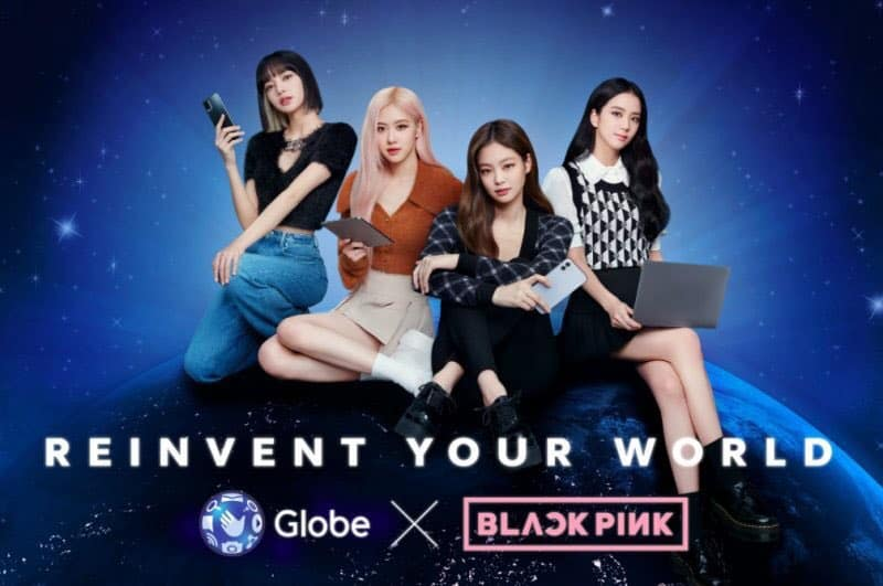 BLACKPINK Globe Upgrades