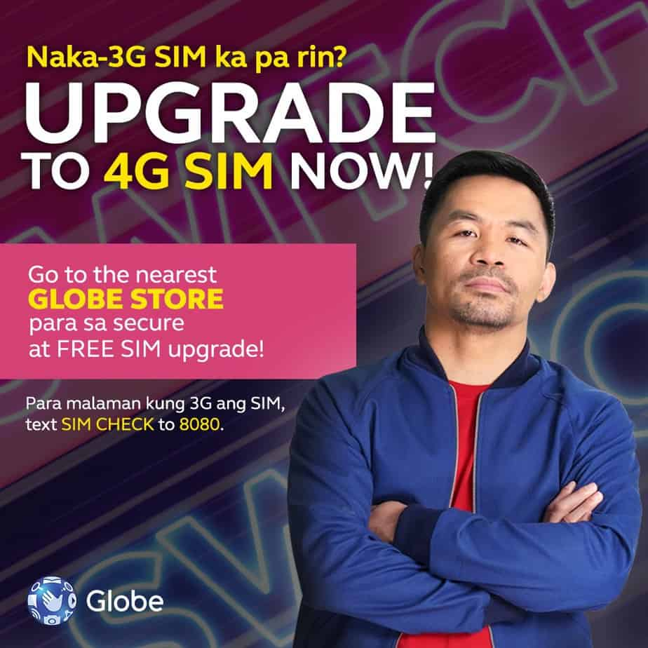 Globe full speed ahead in upgrading network to 4G LTE in Visayas, Mindanao
