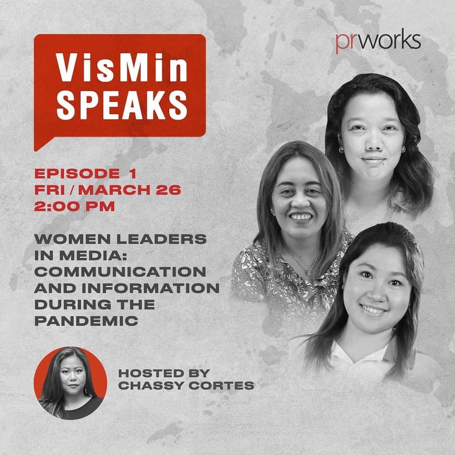 What women journalist leaders in VisMin reveal about media during the pandemic?