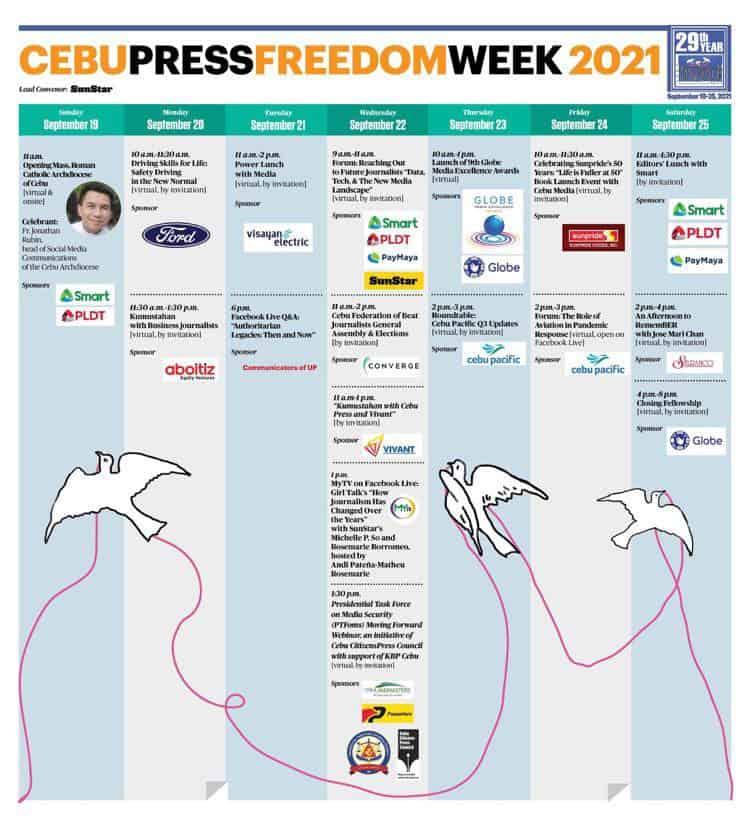 Press Freedom Week 2021