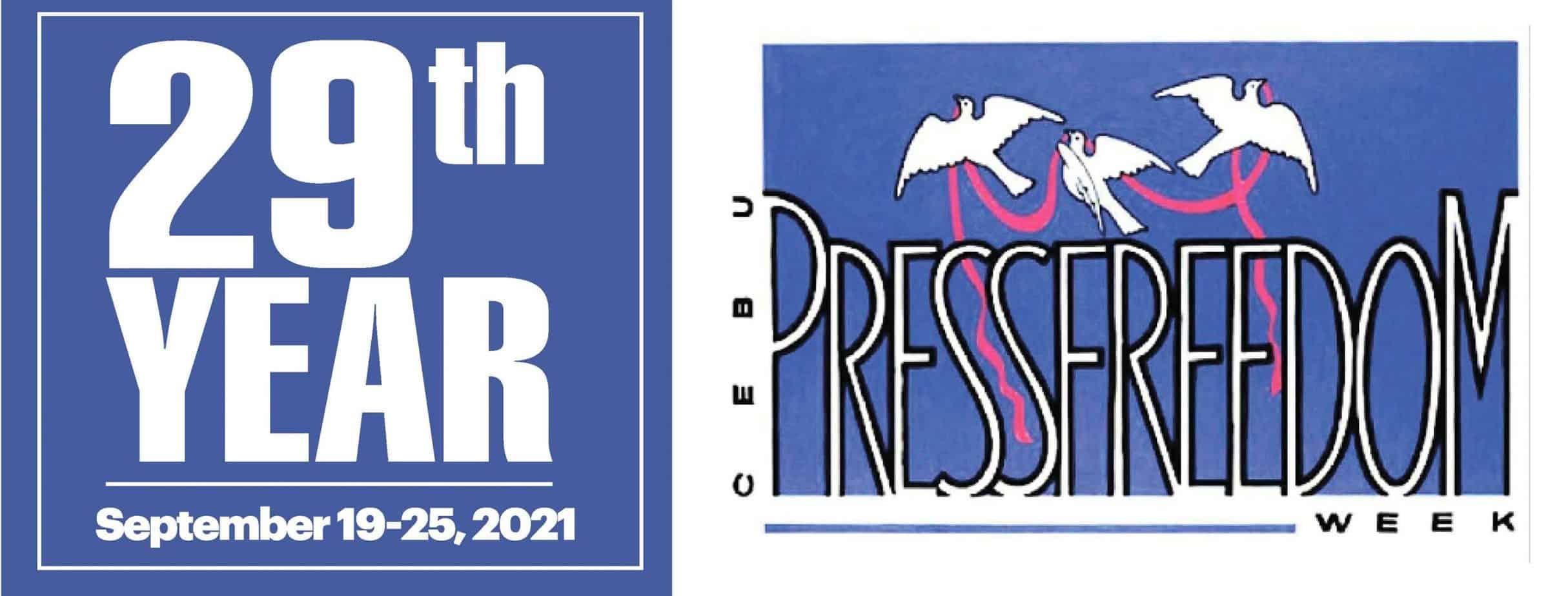 Celebrating Cebu Press Freedom Week
